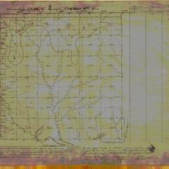 [Public Land Survey System map: Wisconsin Township 30 North, Range 06 East]