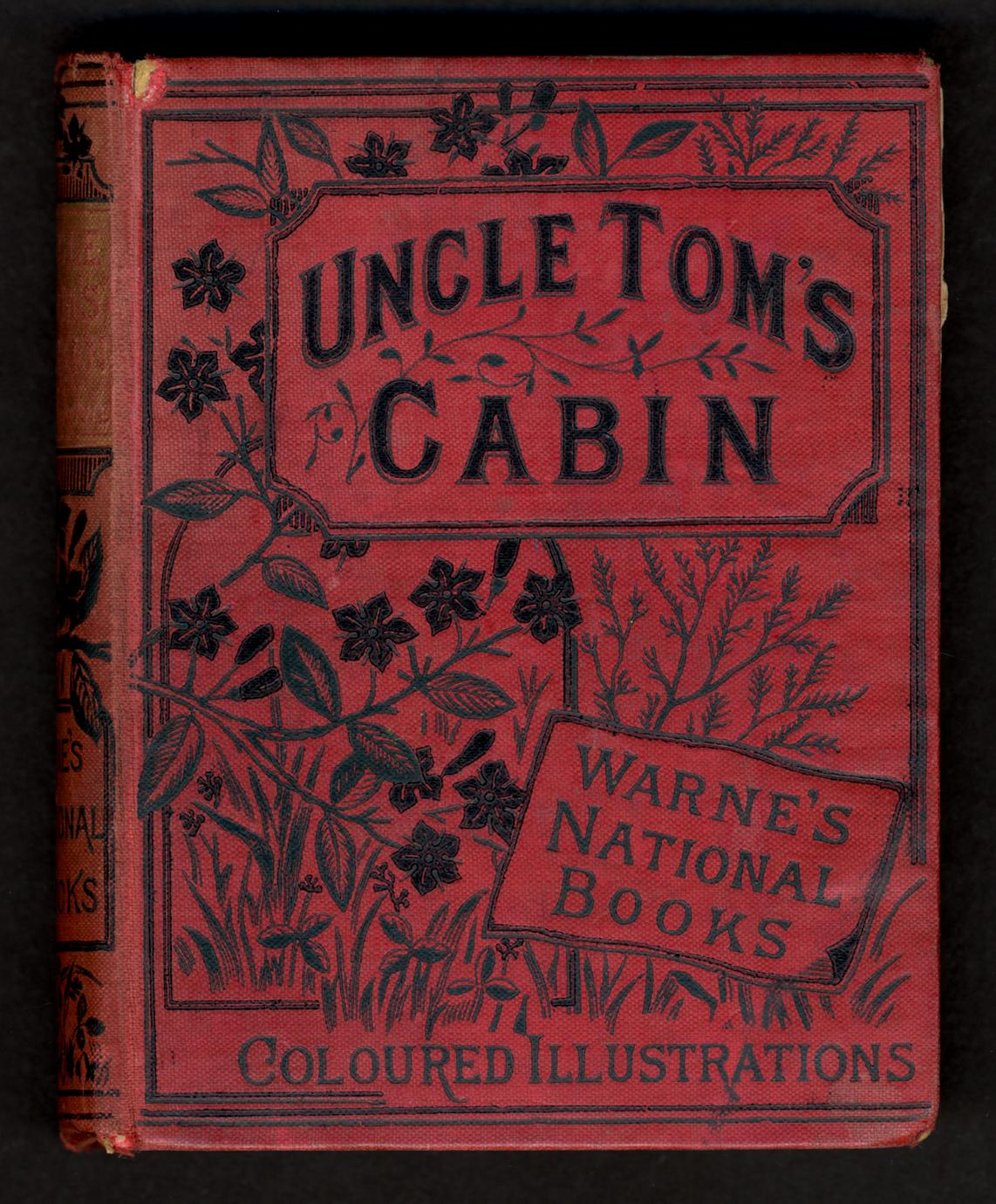 Uncle Tom's cabin, or, life among the lowly (1 of 5)