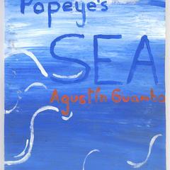 Popeye's sea