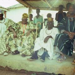Men of Ilesa