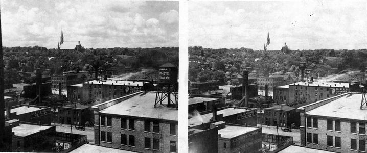 View of Burlington