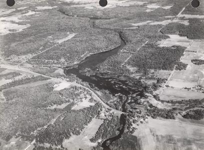 Mirror Lake aerial