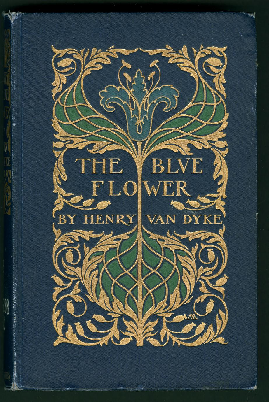 The blue flower (1 of 2)