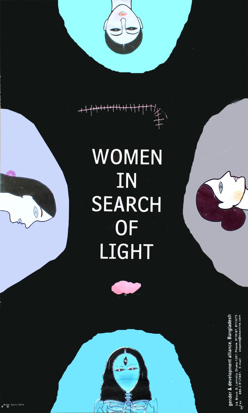 Women in search of light