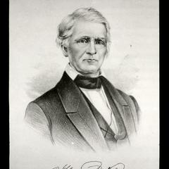 Henry Dodge, the Governor and General