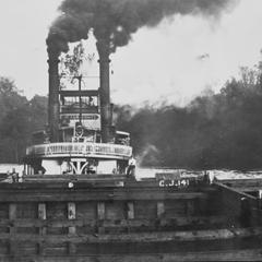 Peter Hontz (Towboat, 1896-1910?)