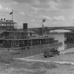 Tom Sawyer (Towboat, circa 1938)