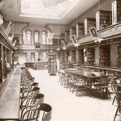 Music Hall library