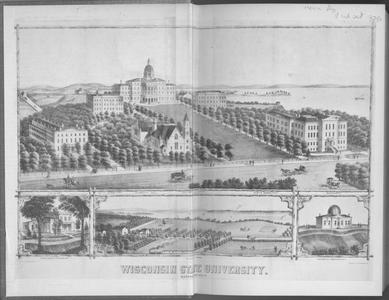 The University of Wisconsin : a history