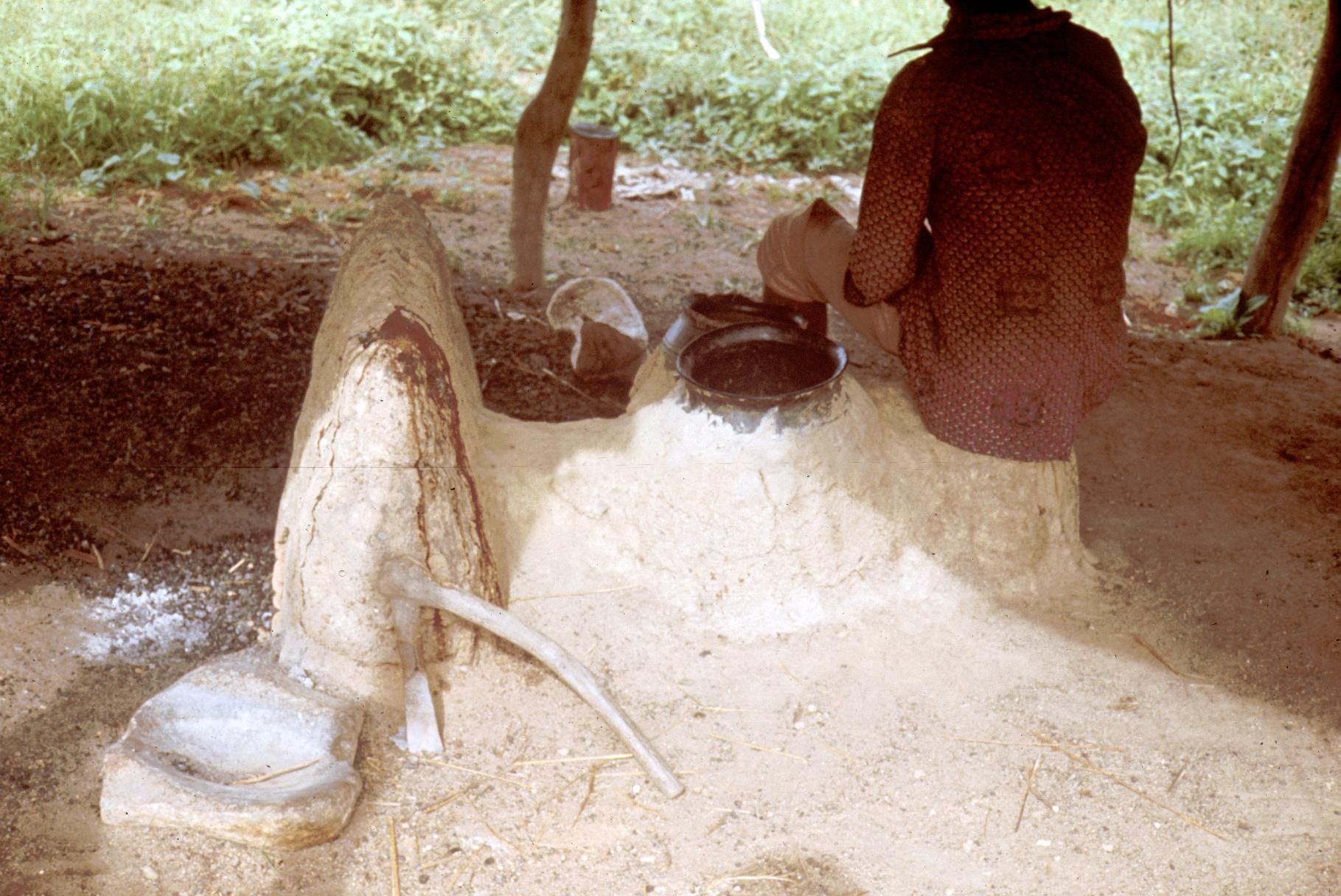 Blacksmith Forge in Bujan