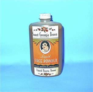 Sweet Georgia Brown liquid face powder