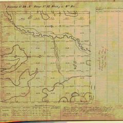[Public Land Survey System map: Wisconsin Township 39 North, Range 17 West]