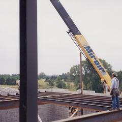 Williams Hall Renovations, Construction, Janesville, 1998/1999