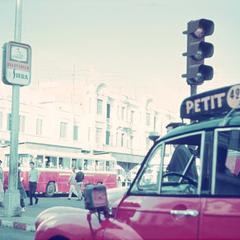 A Petit Taxi in Casablanca