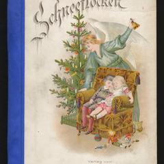 Eine Sammlung kleiner Erzählungen aus Schneeflocken und Tannenzweige