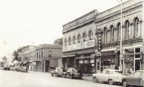 East Main Street, Omro, Wisconsin