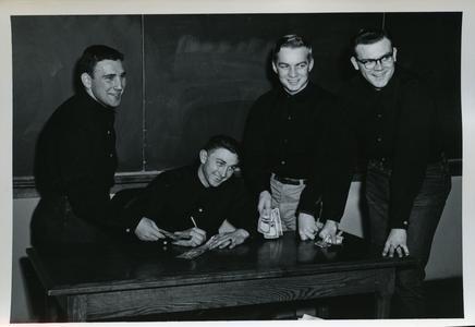 Phi Omega Beta Officers