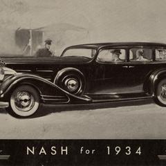 Nash for 1934