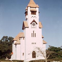 Lutheran Church in Dar es Salaam Built by Germans in 1900