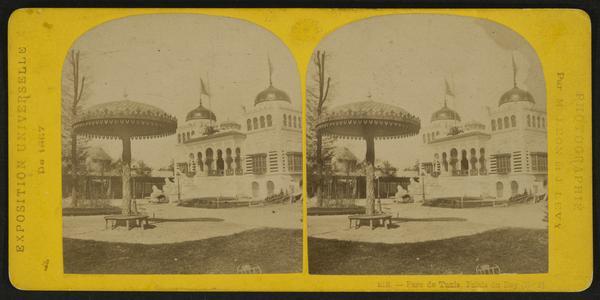 Parc de Tunis, Palais du Bey (No 2)