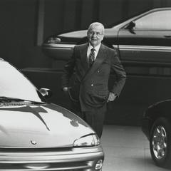 Lee Iacocca in Chrysler commercial