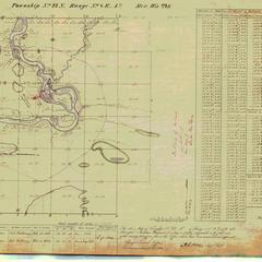 [Public Land Survey System map: Wisconsin Township 23 North, Range 08 East]