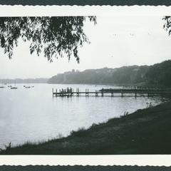 Lake Mendota Shoreline