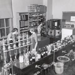 Poor laboratory conditions