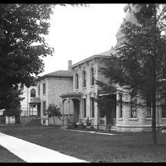 St. George's Catholic Church - buildings, priest's house