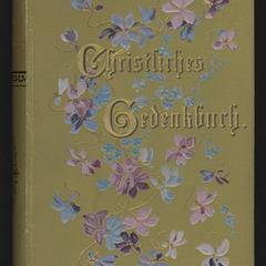 Christliches Gedenkbuch