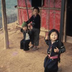 Chao Muong Lao Tai's children