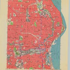 Milwaukee quadrangle
