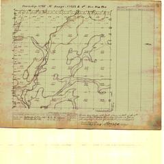 [Public Land Survey System map: Wisconsin Township 06 North, Range 19 East]