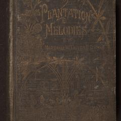 Collection of revival hymns and plantation melodies