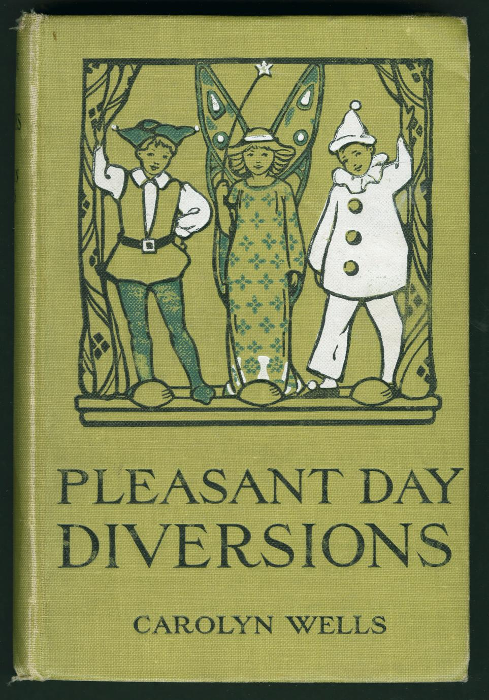 Pleasant day diversions (1 of 2)