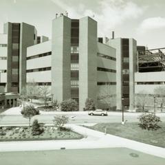 UW Hospital construction
