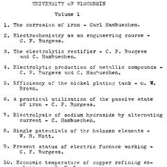 Department of Chemical Engineering technical papers, 1900-1935
