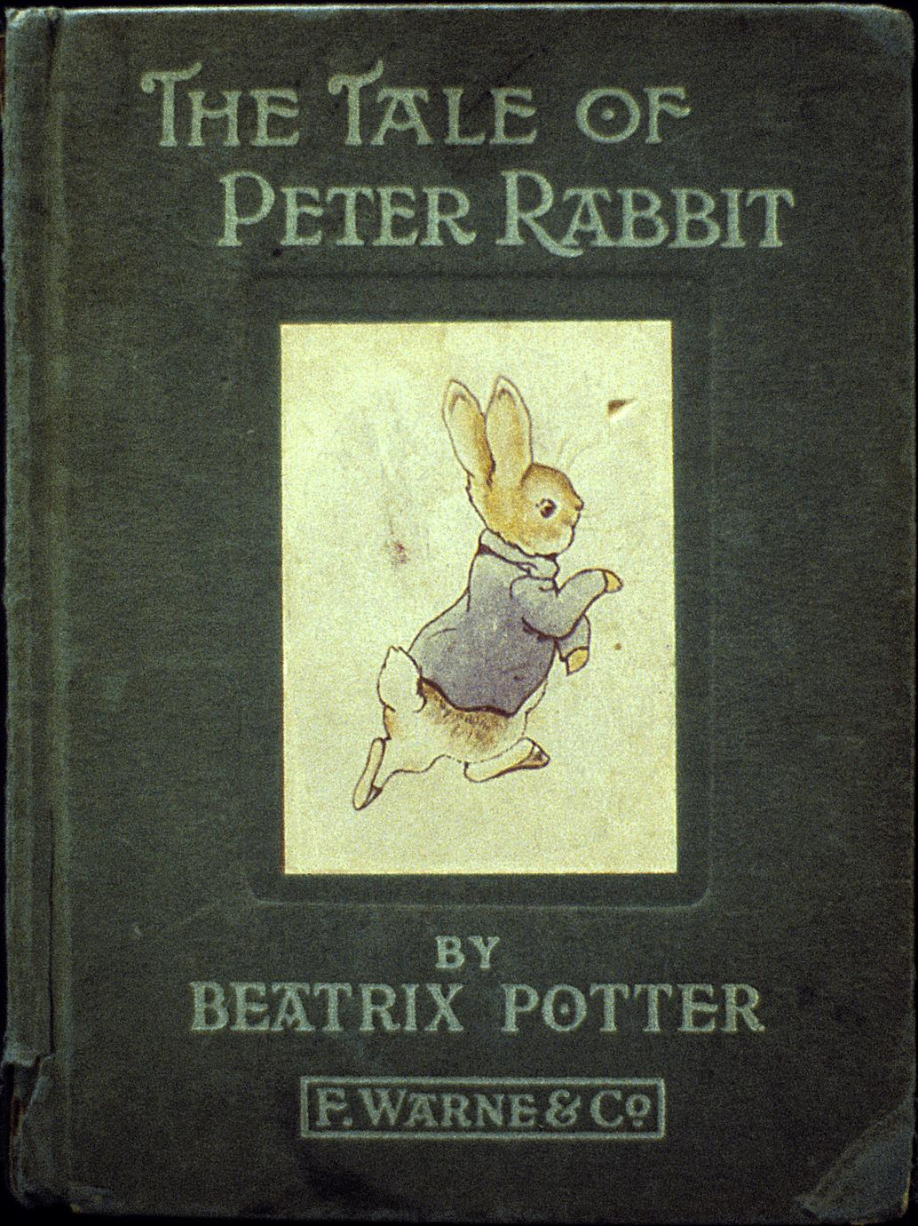 The tale of Peter Rabbit (1 of 2)