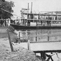 Illinois (Excursion boat, ca. 1906)