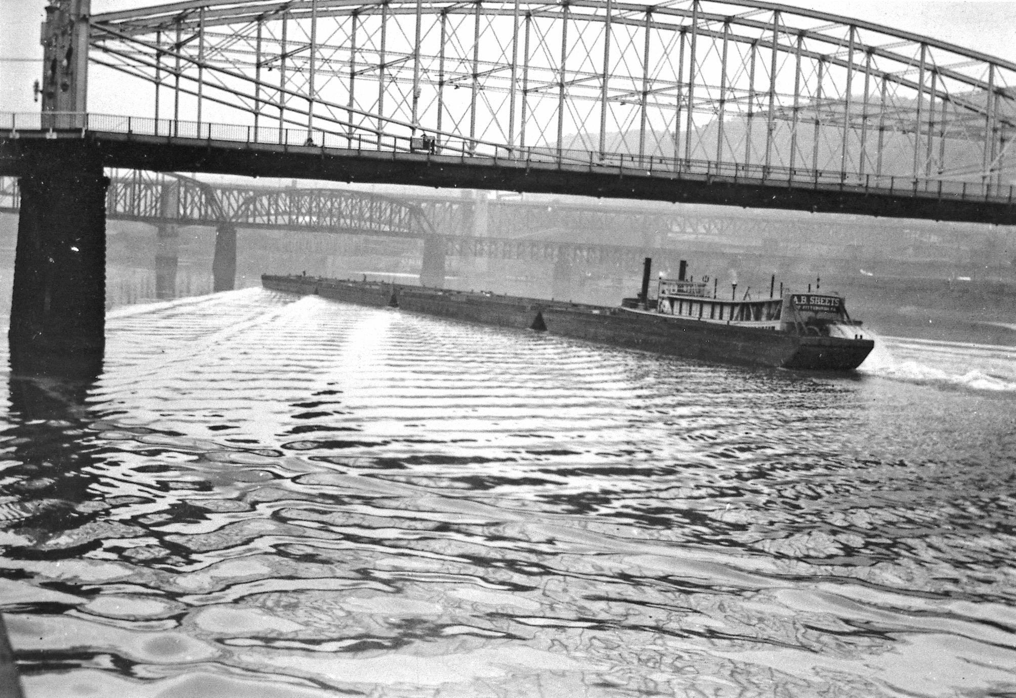 A. B. Sheets (Towboat, 1921-1947)