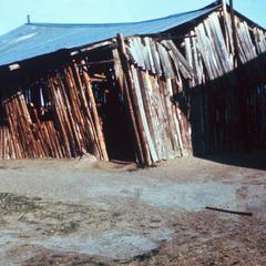 Impoverished African School