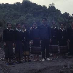 Ethnic Phuan people
