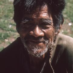 Abancay beggar