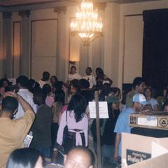 Crowd at 2003 MCOR