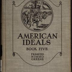 American ideals : a series of readers for schools