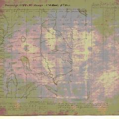 [Public Land Survey System map: Wisconsin Township 27 North, Range 06 East]
