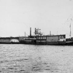 S. S. Thorpe (Towboat, 1927-1940)