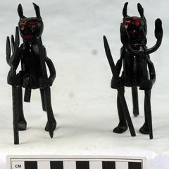 Devil figurines