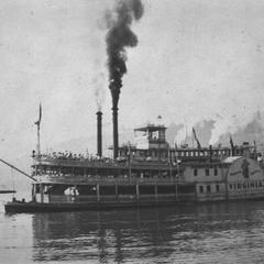 Virginia (Packet/Excursion, 1914-ca. 1919)