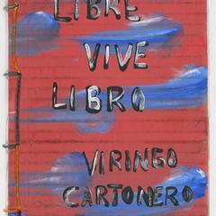 Libre vive libro : propósitos y experiencias de las editoriales cartoneras
